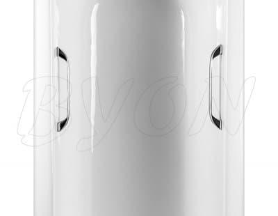Ванна чугунная BYON 13 - 1700x700x420хром ручки V0000221 170x70 прямоугольная