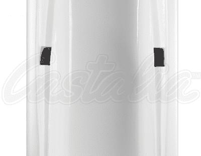 """Ванна чугунная CASTALIA """"EMMA""""- 1800x850x420 хром ручки Н0000187 180x85 прямоугольная"""