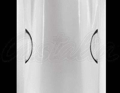 """Ванна чугунная CASTALIA """"PAOLA""""- 1700x750x420 хром ручки Н0000294 170x75 прямоугольная"""