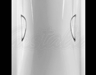 """Ванна чугунная CASTALIA """"VENERA""""- 1700x800x420 с ручками Н0000149 170x80 прямоугольная"""