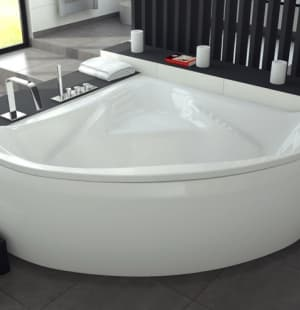 Акриловая ванна BESCO Ewa 134