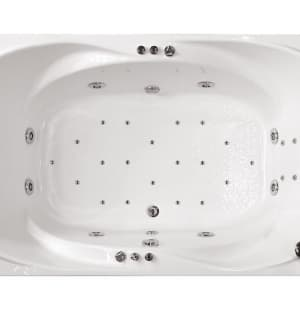 Акриловая ванна Атлант TRITON 205x120