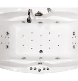 Акриловая ванна Оскар TRITON 189x115