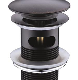 A047 Донный клапан Push-up WasserKRAFT