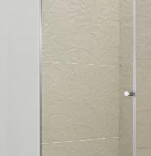 Дверь в нишу Afer, Perfect House (Basic прозрачное) 700x1900