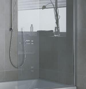 Шторка на ванну Arica, Perfect House (Basic прозрачное) 600x1400