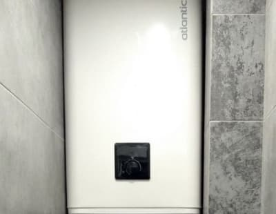 Водонагреватель накопительный Atlantic Vertigo Steatite Essential 30 электрический 25 литров 821420