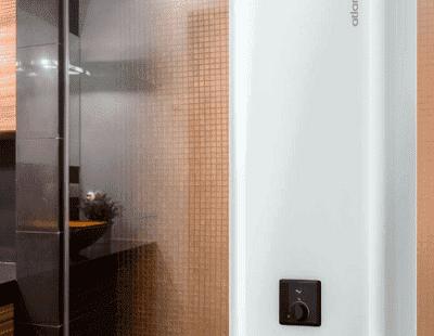 Водонагреватель накопительный Atlantic Vertigo Steatite Essential 80 электрический 65 литров 841301