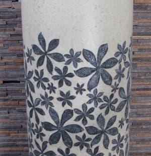 Напольная раковина Perfect House Camellia 14136-S WB12806WM-SH