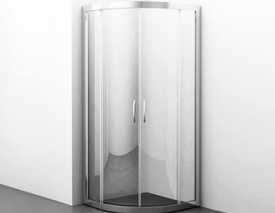 Isen 26S00 Душевой уголок, сектор, с раздвижными дверьми  WasserKRAFT