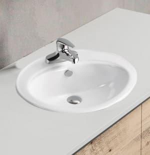 Раковина для ванной MELANA MLN-308