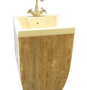 Напольная раковина Perfect House Wood Oak 14101 WB08023
