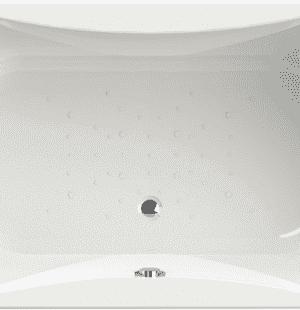 Акриловая ванна RADOMIR Лион 200x110