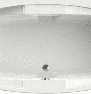 Акриловая ванна RADOMIR Сиэтл 190x100