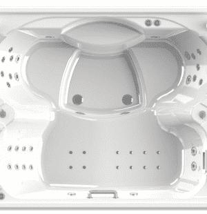Гидромассажный бассейн RADOMIR DeLuxe 214x168
