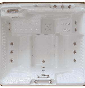 Гидромассажный бассейн RADOMIR Цезарь-комфорт 189x174