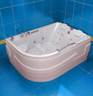 Акриловая ванна Респект TRITON 180x130 R/L