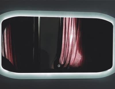 Зеркало с подсветкой MARCO 110 арт.ZH-32121-2С