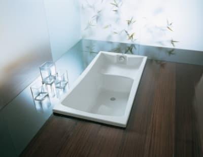 Акриловая ванна Kolpa-San Accordo 140x70/B прямоугольная 140