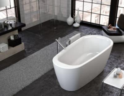 Акриловая ванна Kolpa-San Adonis 180x80 овальная 180