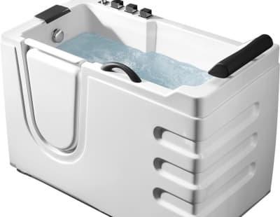 Акриловая ванна ABBER AB9000 C L 130x70