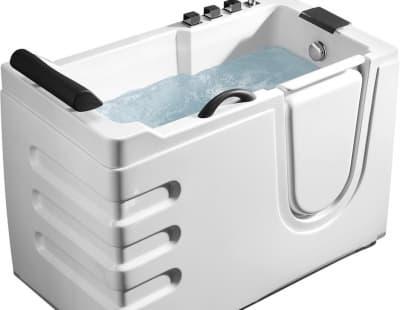 Акриловая ванна ABBER AB9000 C R 130x70