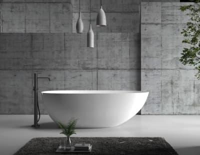 Акриловая ванна ABBER AB9211 170x80