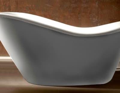 Акриловая ванна Gemy G9231 170 овальная 170x80