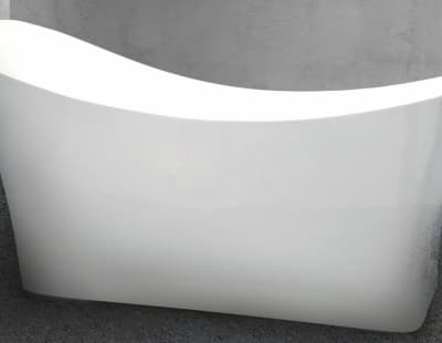 Акриловая ванна Gemy G9242 170 нестандартная 170x85