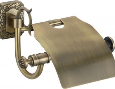 Бумагодержатель бронзовый Savol S-006451