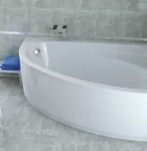 Акриловая ванна BESCO Cornea 140 P