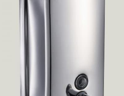 дозатор жидкого мыла настенный нержавеющий, для комплектации объектов хром, 800ml Savol S-402