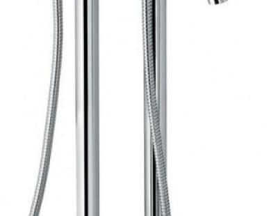 Напольный смеситель Spirit New с ручным душем для ванной, цвет хром 3100128CR