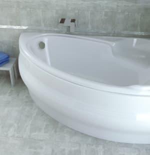 Акриловая ванна BESCO Finezja Nova 155 P