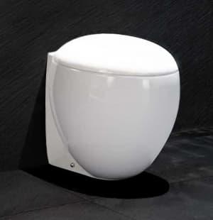 Унитаз приставной Valadares EGG (белый) 39071002