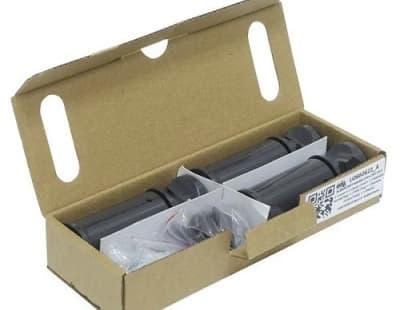 Электрический полотенцесушитель Atlantic NA 500W антрацит 002237