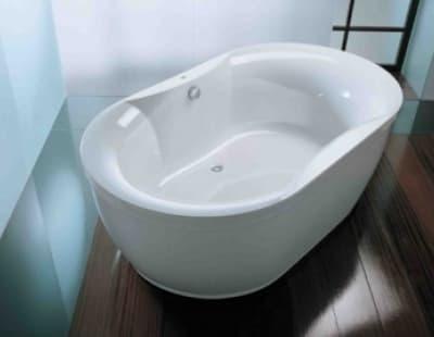 Акриловая ванна Kolpa-San Gloriana 190x110 овальная 190