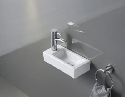 Керамическая раковина Gid N9272R (Чаша справа)