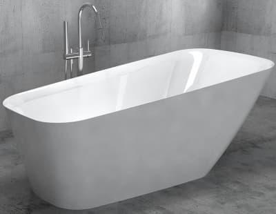 Акриловая ванна Gemy G9218 170 нестандартная 170x77