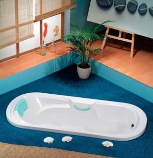 Акриловая ванна ALPEN LINDA 190x88 22111