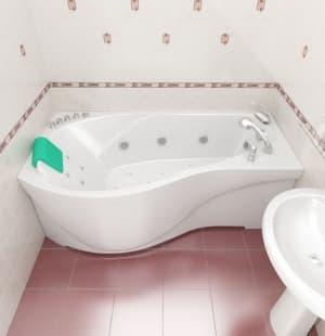 Акриловая ванна Triton Мишель 180x96 L/R
