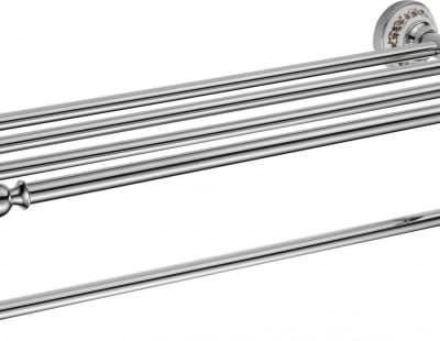 Полка для полотенец 60 см Savol S-06844A