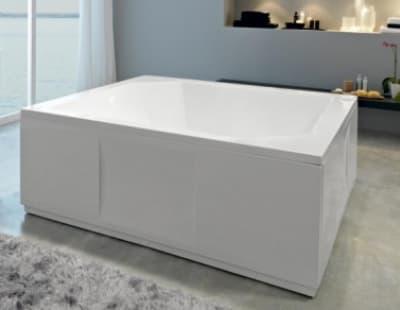 Акриловая ванна Kolpa-San Samson 180x160 прямоугольная 180