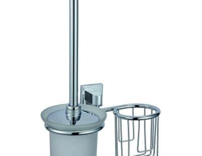 Щетка для унитаза и держатель освежителя воздуха Savol S-L09594