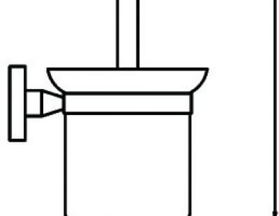 Щетка для унитаза Savol S-008794