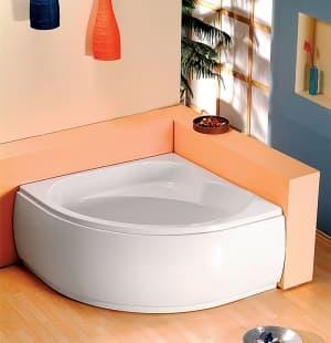 Акриловая ванна ALPEN SIRIUS 130x130 49111