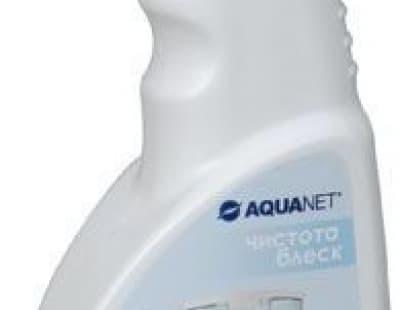 Средство для очистки душевых кабин Aquanet 173205