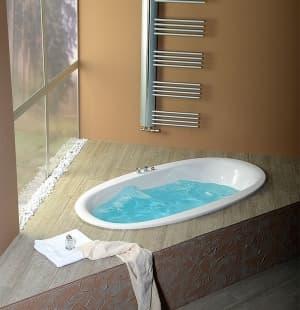Акриловая ванна ALPEN STADIUM 190x95 82111