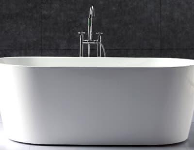 Акриловая ванна Gemy G9209 170 овальная 170x80