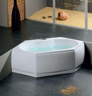Акриловая ванна ALPEN TOKATA 136x136 17111